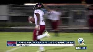 Palm Beach Central vs Park Vista [Video]