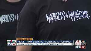 KCK school teams up with community to stop violence, keep students safe [Video]