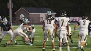 High School Football: Keystone Oaks vs. Central Valley [Video]