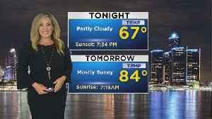 First Forecast Overnight- Friday September 20, 2019 [Video]