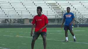Meet Washburn High's Super Soccer Duo [Video]
