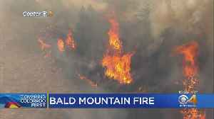 Bald Mountain Fire Keeps Highway 6 Closed Overnight [Video]