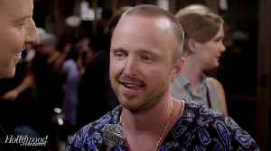 Aaron Paul Talks the Excitement For 'El Camino: A Breaking Bad Movie'   Emmy Nominees Night 2019 [Video]