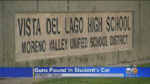 A Brawl? Bullying? A Student Is Arrested For Having Guns At High School In Moreno Valley [Video]
