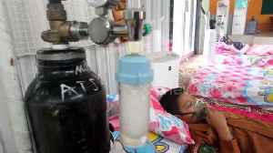 Indonesian haze sees children hospitalised with serious breathing problems [Video]