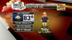 Weather Kid - Toby [Video]