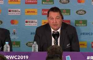 Hansen happy with All Blacks win but says room for improvement