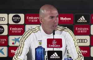 News video: Zidane warns that Real Madrid do not permit two 'tricky' matches