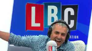 Caller Wants To Build British Prisons In Syria Because It's Cheaper Than Belmarsh [Video]