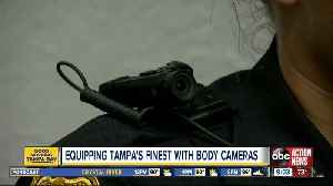Tampa Mayor announces grant for 600 body cameras [Video]