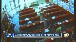 News video: Accused Poway synagogue shooter to stand trial