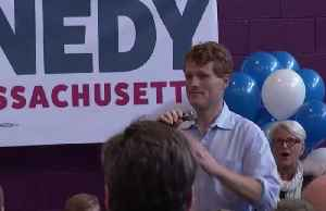 News video: Joe Kennedy III launches campaign for U.S. Senate seat