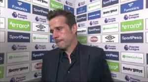 Silva: Mistakes cost us [Video]