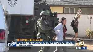 Exclusive: Chula Vista raids illegal pot shop [Video]