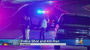 Officer-Involved Shooting In Lakewood Turns Deadly [Video]