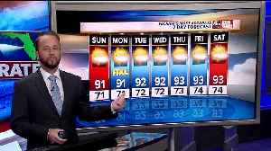 Florida's Most Accurate Forecast with Jason on Saturday, September 21, 2019 [Video]