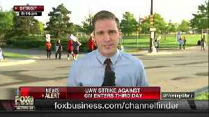 GM Strikers Say Company Is Abusing Temp Workers To Save Money [Video]
