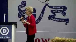 """Start impeachment proceedings now"": Warren on Trump [Video]"