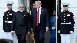 U.S. And India Reportedly Trying To Work Out Trade Deal By Sept. 30 [Video]