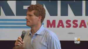 News video: Joe Kennedy Officially Announces Decision To Run For US Senate