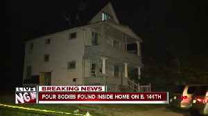 Police investigating after 4 dead bodies found in abandoned house on Cleveland's East Side [Video]