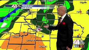 Chiefs tailgaters, fans should prepare for a soggy Sunday [Video]