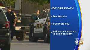 3-Year-Old Boy Dies After Parents Forgot Him In The Car, Police Say [Video]