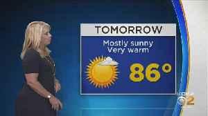 KDKA-TV Weekend Forecast (9/22) [Video]