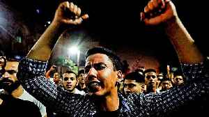 In rare protests, Egyptians demand President el-Sisi's removal