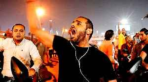 Rights group calls for 'immediate release' of Egyptian protesters [Video]