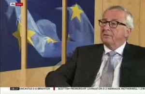EU's Juncker says he's convinced Brexit will happen [Video]