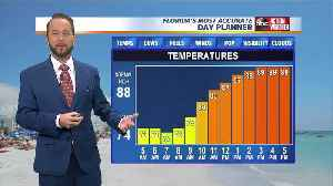 Florida's Most Accurate Forecast with Jason on Sunday, September 22, 2019 [Video]