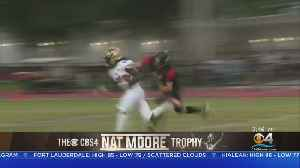 CBS4 Nat Moore Trophy: Western High Vs. Cooper City High [Video]