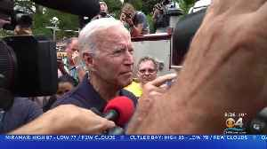 News video: Democratic Presidential Candidates Descend On Iowa For Annual Steak Fry