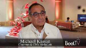 Driverless Cars, 5-G,  Will Spur Content Consumption: MediaLink's Kassan [Video]