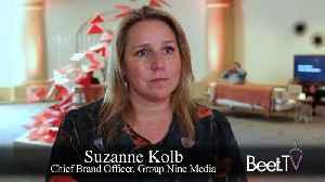 Group Nine Media Seeks Brand-Content Integration: Kolb [Video]