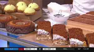 Cooking Segment: Medovik Layer Cake [Video]