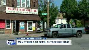 Man stabbed and killed outside of Town of Tonawanda mini mart [Video]