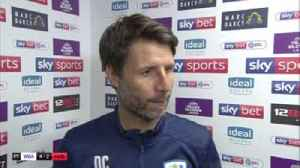 Cowley takes positives [Video]
