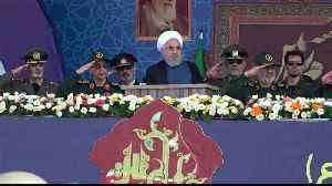 Iran to present regional security plan at UNGA: Rouhani