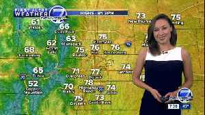 A sunny and comfortable Sunday in store for Denver [Video]