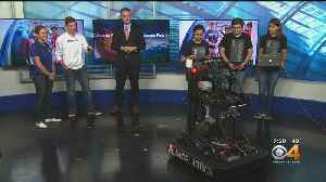 Robotics Tournament Featured Part Of Energy Day [Video]