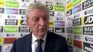 Hodgson: We deserved three points [Video]