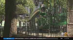 123rd Street Playground Opens In Morningside Park [Video]