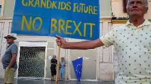 'The UK has forgotten us': Britons hold anti-Brexit protest in Malaga [Video]