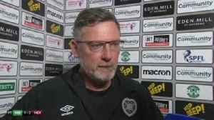 Levein 'exhausted' after Hearts win [Video]