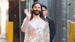 Jonathan Van Ness's: Perception Of Living With HIV Has Changed [Video]