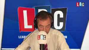 Dan Hodges Tells Nigel Farage That He Thinks It Could Be 'Theresa May's Deal Or It's Nothing' [Video]