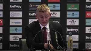 Pressure builds on Solskjaer as Rashford limps off in Man Utd's loss at West Ham [Video]