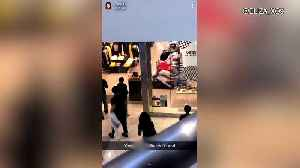 Fight Causes Panic at Southern California Mall [Video]